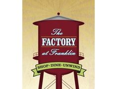 2013 Auction Donor   Factory at Franklin- $35 gift certificate
