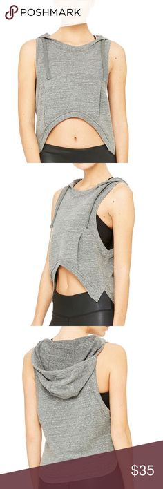 Alo Yoga - GYPSET GODDESS X ALO HIGH LOW VEST Dropped armholes - crop - super soft! ALO Yoga Tops Crop Tops