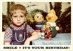 The Kitsch Bitsch Happy Birthday Vintage, Happy Birthday Funny, Happy Birthday Images, Birthday Messages, Birthday Pictures, Happy Birthday Wishes, Man Birthday, Birthday Quotes, Birthday Greetings