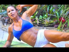 Advanced At Home Abs Workout - Six Pack Abs In 20 Min - YouTube