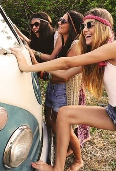 if I was rich enough I would have such a boho clothing style