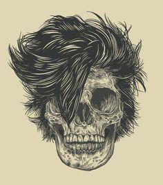 Dead Duran Art Print  http://www.creativeboysclub.com/wall/creative