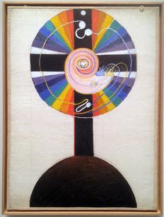 Hilma af Klint, Group No. Mondrian, Kandinsky, Abstract Painters, Abstract Art, Sophie Taeuber Arp, Eye Illustration, Illustrations, Hilma Af Klint, Pictures Of Christ