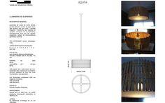 Lluminàries de disseny model agulla dissenyat i produït per balada juan arquitectura i disseny | http://www.baladajuan.com/jurat-nude-lluminaries-balada-juan/