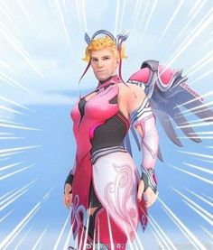 THIS IS WHAT I'VE BEEN WAITING FOR, OVERWATCH MAKE THIS HAPPEN