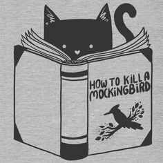 """""""How to Kill a Mockingbird"""" by Tobé Fonseca @ Camiseteria.com"""