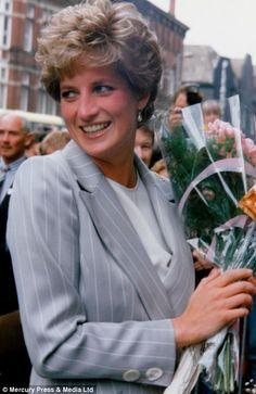 Princess Diana photographed by Colin Edwards... http://dailym.ai/1f73KdZ#i-a9810e6c