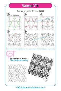 Tangle Doodle, Tangle Art, Zen Doodle, Zentangle Drawings, Doodles Zentangles, Doodle Drawings, Easy Zentangle Patterns, Doodle Patterns, Henna