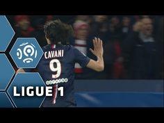 Goal Edinson CAVANI (85') / Paris Saint-Germain - Olympique de Marseille (2-0) - PSG - OM / 2014-15