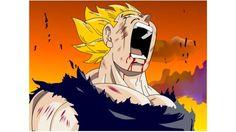 Vegeta do Dragon Ball Z vetorizado em CDR   Vetores Brasil