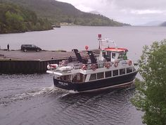 Loch ness from Fort Augustus Fort Augustus, Campervan, Vw, Boat, Camping, Places, Pictures, Campsite, Photos