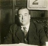 Pablo Troyano Moraga, presidente de la Diputación entre el 11-10-1933 y el 06-01-1936