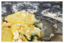 # batatas no forno à sueca