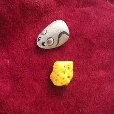 Mouse and cheese by Kirsten H.