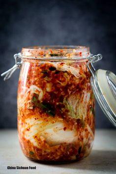 homemade easy kimchi