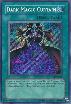 I need this card so badly so i can finally summon my dark magician