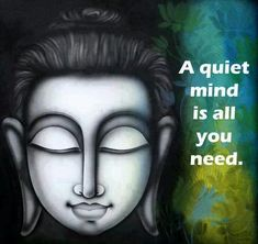 A quiet mind. Inspiring #quotes and #affirmations by Calm Down Now, an empowering mobile app for overcoming anxiety. For iOS: http://cal.ms/1mtzooS For Android: http://cal.ms/NaXUeo