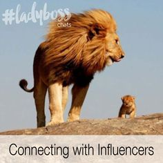 Ladyboss Chats Ep 9: Connecting with Influencers  Katie and Elle both believe it's important to connect with influencers – both for our own inspiration, development and to raise our own credibility and profile in our niche. But there's definitely an art and a strategy to doing it!