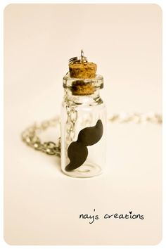Mustache necklace..... Hmmmm I know who might like this, holly. Make a difference! Be sure to visit and LIKE our Facebook page at https://www.facebook.com/drmurraymovember
