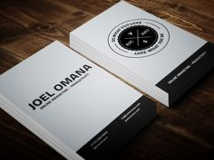 Personal business cards - Business Cards - Creattica