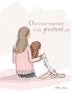 The Heather Stillufsen Collection from Rose Hill Designs. Mother Daughter Quotes, I Love My Daughter, Mothers Day Quotes, My Beautiful Daughter, Mothers Love, My Love, Father Daughter, Three Daughters, Rose Hill Designs