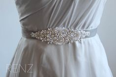 Hey, I found this really awesome Etsy listing at https://www.etsy.com/listing/159770707/wedding-sash-bridal-belt-bridal-sash