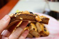 쫀득쫀득하고 맛난 찹쌀케이크 고급스러운 색깔의 찹쌀떡을 이번 추석 선물로 어떠세요.^^ 아마, 받는 분은... Korean Food, French Toast, Bread, Baking, Breakfast, Cake, Ethnic Recipes, Desserts, Morning Coffee