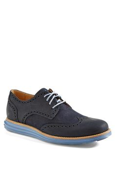 Cole Haan 'LunarGrand' Longwing (Men) available at #Nordstrom