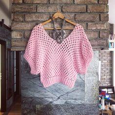 Crochet Jumper, Crochet Baby Booties, Crochet Blouse, Cute Crochet, Knit Crochet, Crochet Mandala Pattern, Crochet Patterns, Crochet Stars, Summer Knitting