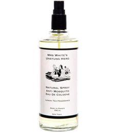 Mrs. White's Unstung Hero Anti-Mosquito Spray