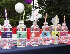 Big Hero 6 Birthday Party | CatchMyParty.com