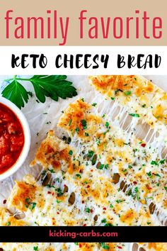 If you've been missing bread on a low-carb diet, these Keto Cheese Breadsticks will be a game-changer! The dough is simple to make and turns out so soft and fluffy; it's hard to believe these are made with low-carb ingredients. The breadsticks are wonderfully cheesy, with a subtle kick of garlic that makes them irresistible. (Seriously, look at all that melty cheese!) Gluten Free Recipes For Breakfast, Healthy Gluten Free Recipes, Gluten Free Dinner, Healthy Recipes For Weight Loss, Healthy Dinner Recipes, Keto Cheese, Vegetarian Cheese, Low Carb Appetizers, Appetizer Recipes