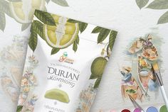 Thai Dried Fruits on Packaging of the World - Creative Package Design Gallery