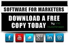 Get your FREE Lead Marketing Software TODAY.  Just click the  photo to check it out! 💜🤗💜