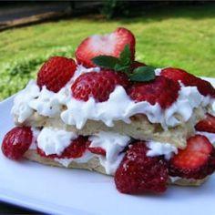 Scrumptious Strawberry Shortcake - Allrecipes.com