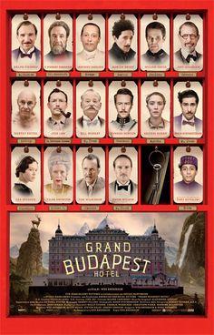 Grand Budapest Hotel (2014) - Film - Trama - Trovacinema