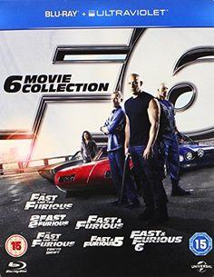 Fast and Furious 1 - 6 COMPLETE Box Set Blu-ray (Import) (The Fast and the Furious / 2 Fast 2 Furious / The Fast and the Furious: Tokyo Drift / Fast & Furious / Fast Five / Fast & Furious 6) Universal Studios http://www.amazon.com/dp/B00HFX5ZT6/ref=cm_sw_r_pi_dp_ZvJjub18BRHQP