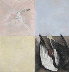 Paintings by Hilma af Klint (1862-1944)