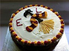 Risultati immagini per harry potter cake