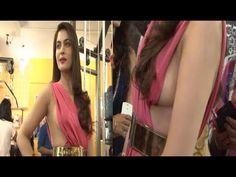 Supermodel Ankita Shorey's SHOCKING WARDROBE MALFUNCTION.