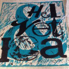 Printmaking kalynfuller designs