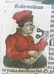 Plate from the Liber Chronicarum ~ British Optical Association Library ~ Renaissance, Early Modern Period, Late Middle Ages, Good To See You, 11th Century, Medieval Dress, Book Images, European History, Optician