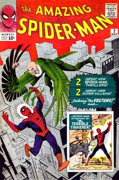 First appearance of The Vulture