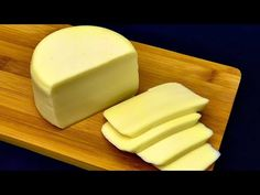 O rețetă simplă pentru brânză de casă, doar 3 ingrediente și 10 minute de lucru. - YouTube Cooking Cheese, Homemade Cheese, Dairy, Easy Meals, Recipes, Food, Savory Snacks, 3 Ingredients, Cold Cuts