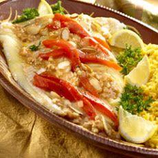 Almond Fish II Recipe