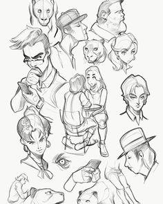 "4,823 Likes, 9 Comments - Reiq  (@reiqinstagram) on Instagram: ""IPad Pro Coffeshop sketching today @copa_vida alsways good to draw these :) #reiq #practice…"""