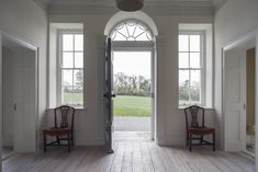 Restoration of country house and outbuildings in Tipperary, 2015 - Works included new roofing, extensive structural work, floor restoration, new. Floor Restoration, Art And Architecture, 18th Century, Windows, Flooring, Country, House, Architects, Writer