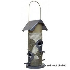 Supa Devonshire Seed Feeder For Wild Birds x 3 Contemporay Seed feeder with plenty of panache Easy on the eye but… Bird Feeders For Sale, Bird Seed Feeders, Wild Bird Feeders, Bird Feeder Plans, Homemade Bird Feeders, Bird Toys, Small Birds, Wild Birds, Home Depot