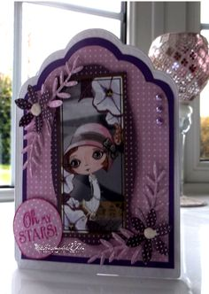 Crafters Companion Create a Card Die Stacey and Sara's Signature Collection Dies,  Verity Rose Collection