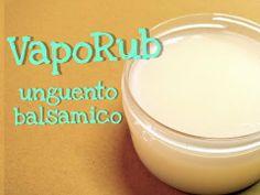 VAPORUB UNGUENTO BALSAMICO FATTO IN CASA DA BENEDETTA - Homemade VapoRub ointment